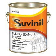 Fundo Branco Fosco - Suvinil 3.6
