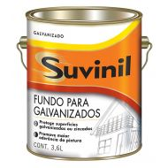 Fundo Galvanizado Suvinil 3.6L