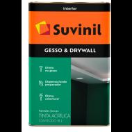 Tinta Para Gesso & Drywall 18L - Suvinil