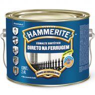 Esmalte Sintético Hammerite Brilhante Branco 2.4L