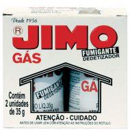 Dedetizador Gas Caixa Com 2 Tbs 35 Grs - Jimo