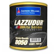 Verniz Pu 8050 750ml + Cat 058 Lazzuril 150ml