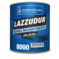 Verniz Bi componente 8000 + Endurecedor 054 Lazzuril
