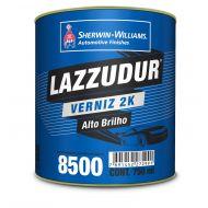 Verniz 2k Alto Brilho Lazzuril 0,750ml