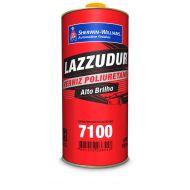 Verniz Pu 7100 + Endurecedor 071 Lazzuril