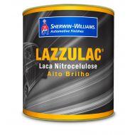 Tinta Laca Lazzulac Preto Fosco 910 3.6 - Lazzuril