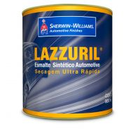 Esmalte Sintético Automotivo Azul Safira 1042 900ml - Lazzuril