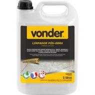 Limpador Pos-Obra 5L - Vonder