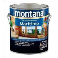 Verniz marítimo natural brilhante 3,6l Montana