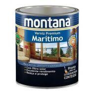 Verniz marítimo natural acetinado 0,900l Montana