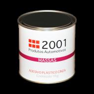 Cola Plastia Cinza 1kg 2001