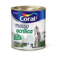 Massa Acrílica 900ml - Coral