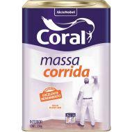 Massa Corrida 25Kg - Coral