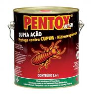 Cupinicida Pentox Super Incolor Galao - Montana