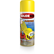 Spray Plásticos Colorgin Branco 350ML