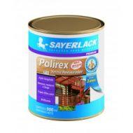 Verniz  Polirex Sayerlack Mogno Brilhante 0,900L