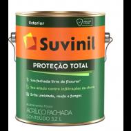 Tinta Acrilica Protecao Total Branco 3.6L - Suvinil