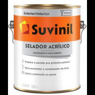 Selador Acrilico 3.6L - Suvinil