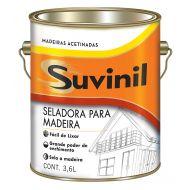 Seladora Para Madeira 3.6L - Suvinil