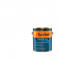 Tinta Acrílica Acetinado Toque de Seda Branco 3.6L - Suvinil