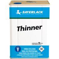 Thinner Profissional Sayerlack-18L-4288
