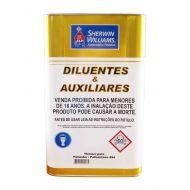Thinner 5l 454 Poliéster/PU Lazzuril 5L