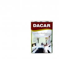 Tinta Acrílica Profissional Branco  Bd Plastico 18L - Dacar