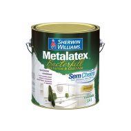 Tinta Acrílica Bactercryl  Semi Brilho Branco 3.6L - Sherwin Williams