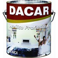 Dacar Profissional Acrilico Fosco Bianco Sereno 3.6L