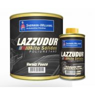 Verniz Pu fosco 750ml + Endurecedor Lazzuril 150ml